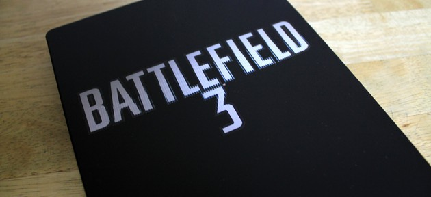 Battlefield 3 Limited Edition – Open Case